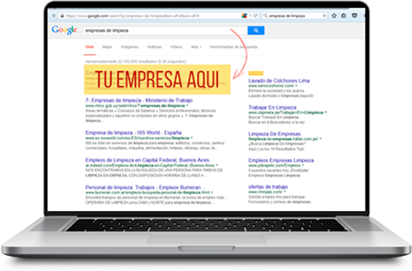 Clientes de marketing online