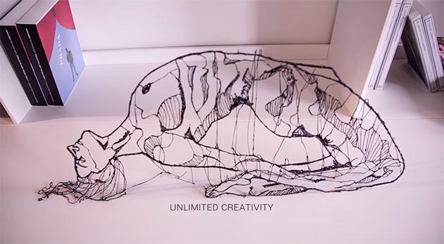 Lix-dibujo-3d