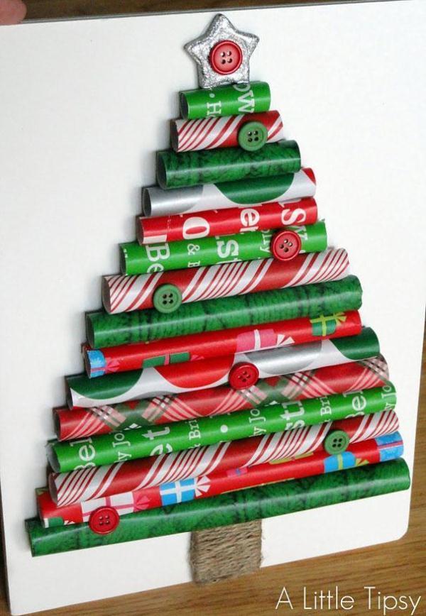 Fabulosos Adornos Para Navidad Faciles De Hacer - Decoracion-navidea-facil-de-hacer