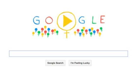google_doodle_international_womens_day