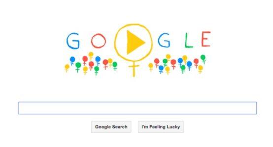 google_doodle_international_womens_day