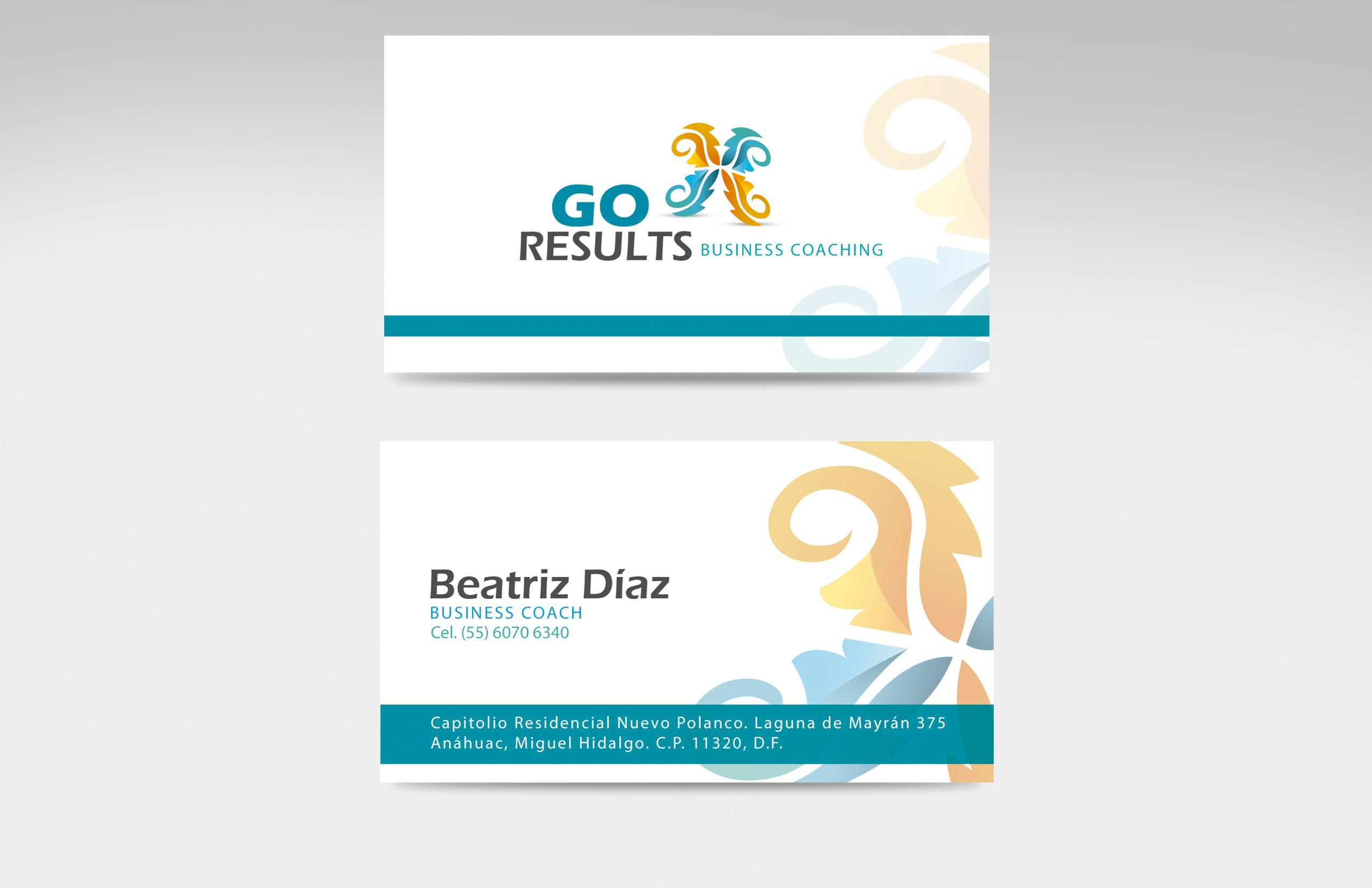 diseños de tarjetas de presentación