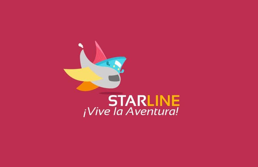 logotipo para empresa de viajes