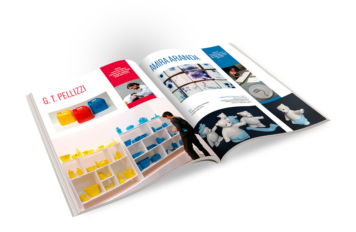 diseño editorial folleto
