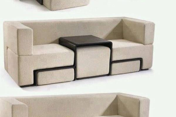 Muebles casas pequenas dise os arquitect nicos - Muebles para casas pequenas ...