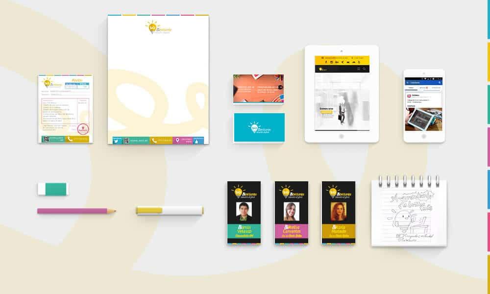 imagen corporativa agencia de diseño