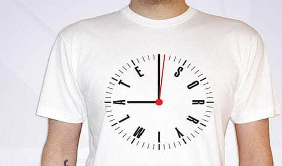 clientes que llegan tarde