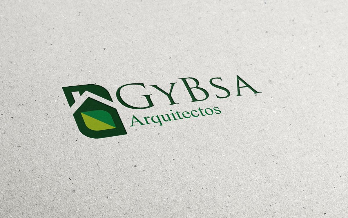 rediseño de logotipo gybsa arquitectos
