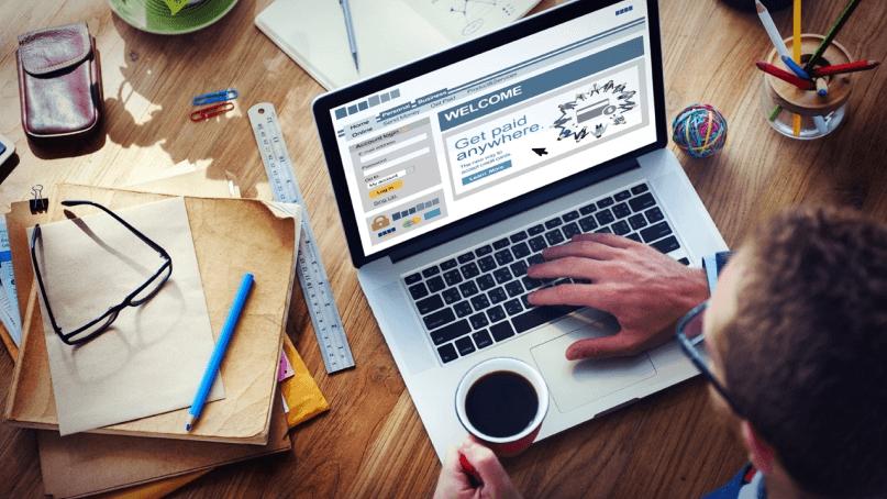 página web exitosa para profesionales y empresas
