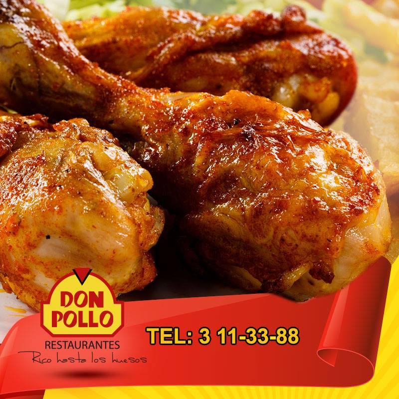 Diseño de imagen Corporativa en Cuernavaca don pollo publicidad