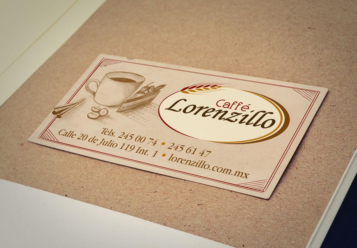 Diseño de imagen Corporativa en Cuernavaca lorenzillo diseño de tarjeta de presentacion 2016