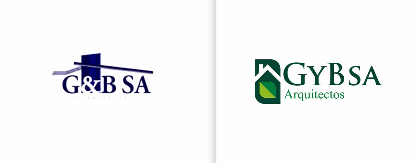 logotipos en cuernavaca rediseño gybsa arquitectos