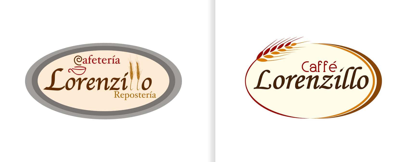 despacho de diseño de logos en cuernavaca morelos restaurante lorenzillo rediseño