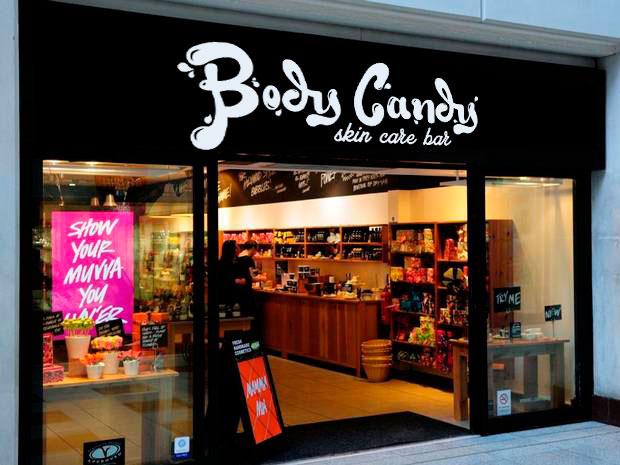 diseño de imagen corporativa cuernavaca body candy