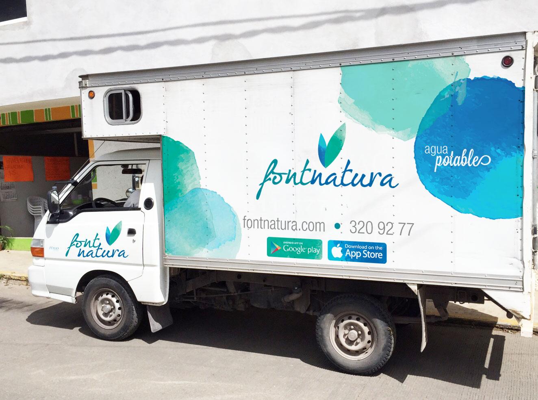 diseño de logotipos en jiutepec morelos diseño de camionetas agua font natura