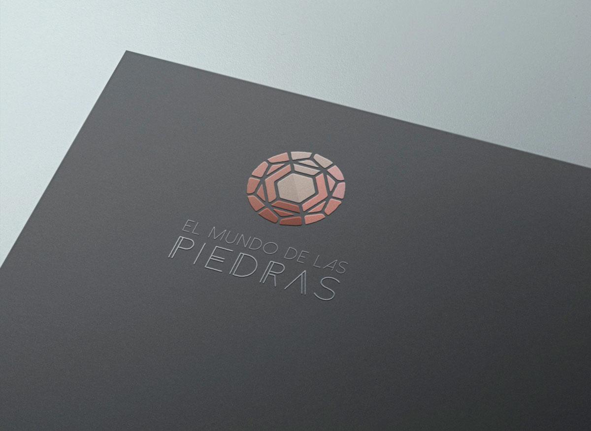 Diseño de imagen Corporativa en Cuernavaca el mundo de las piedras