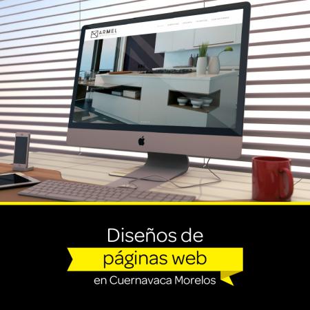 Diseños de páginas Web en Cuernavaca Morelos