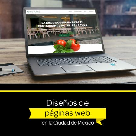 Diseño Web en DF CDMX
