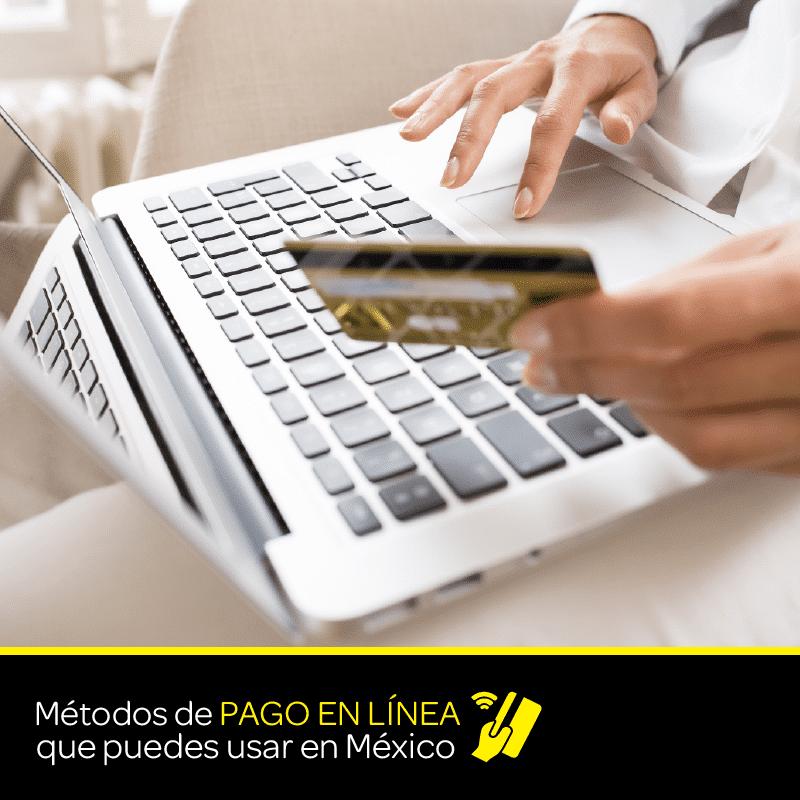 Métodos de pago en línea que puedes usar en México