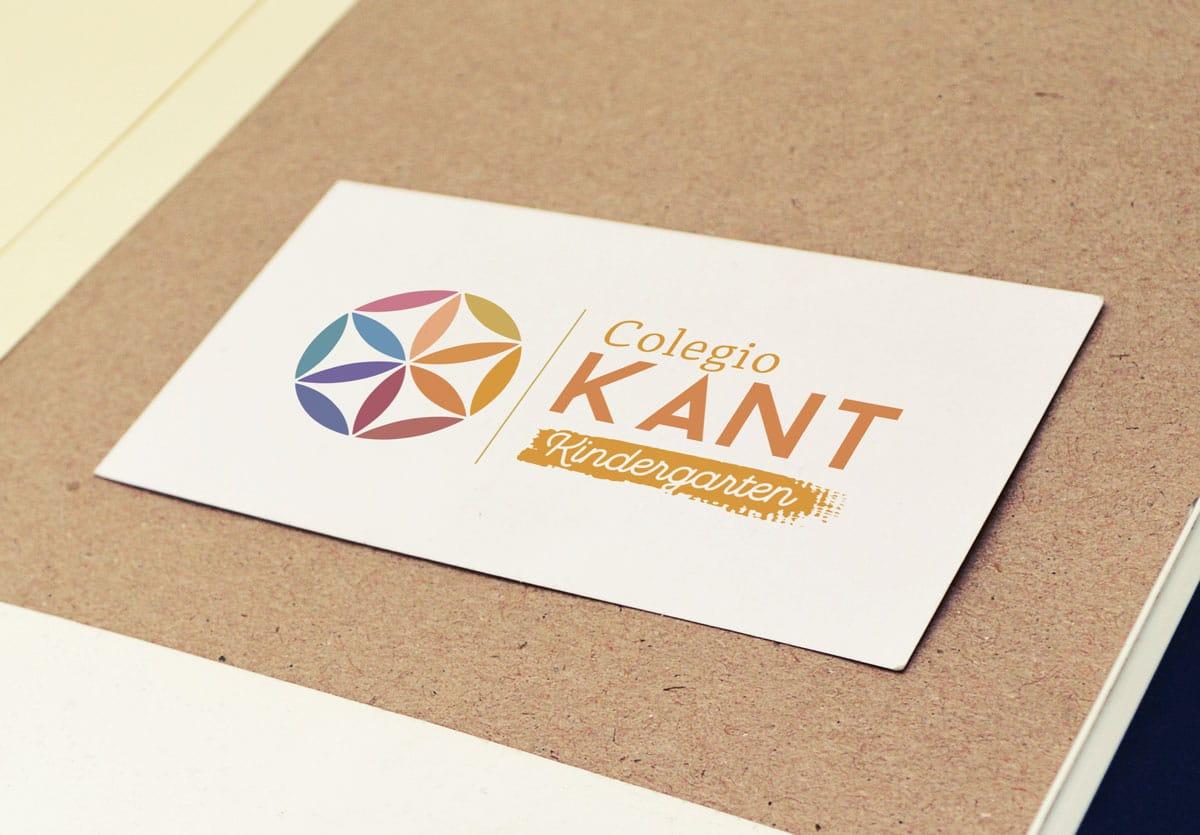 Diseño para escuela colegio kant