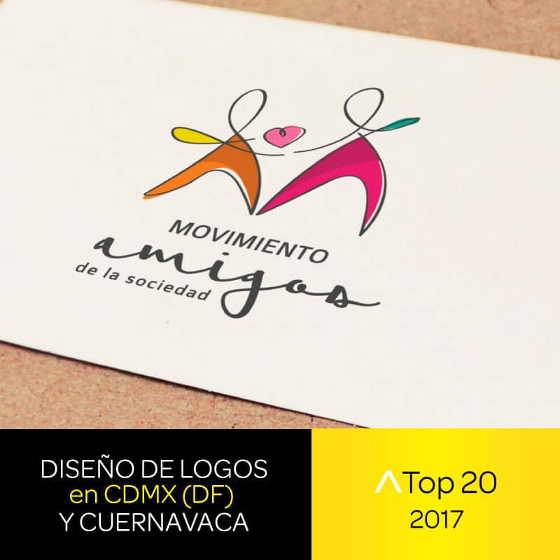Diseño de logos en CDMX (DF) y Cuernavaca: Los 20 mejores en el 2017