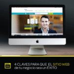 4 Claves para que el Sitio Web de tu negocio sea un éxito