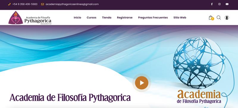 academia de filosofía pytagórica