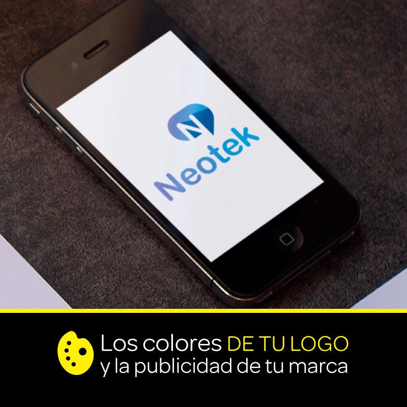 Los colores de tu logo y la publicidad de tu marca