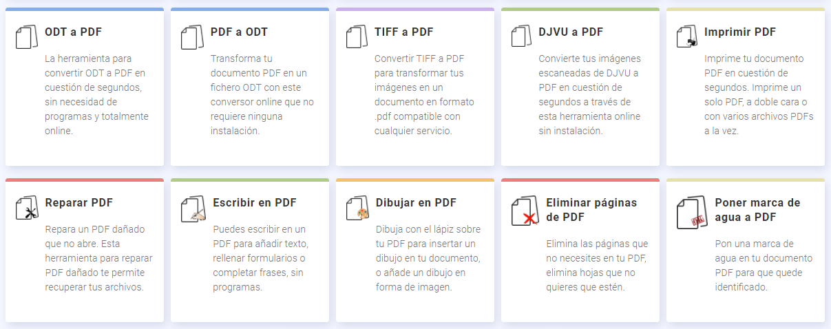 formato PDF a jpg